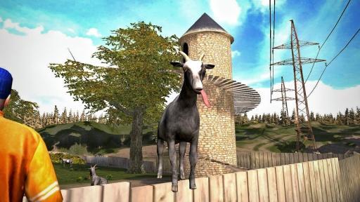 goat simulator截图2