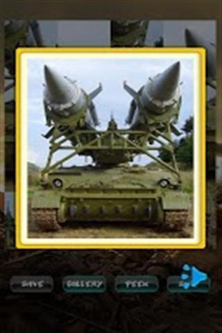 坦克拼图截图1