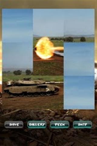 坦克拼图截图3