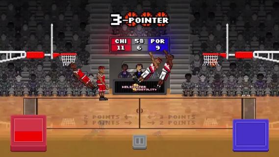 bouncy basketball截图3