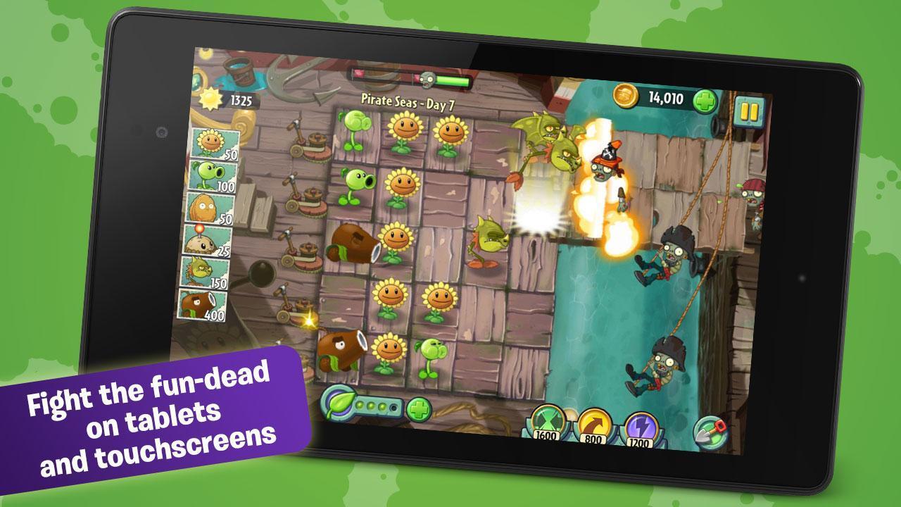 plants vs zombies 2截图1