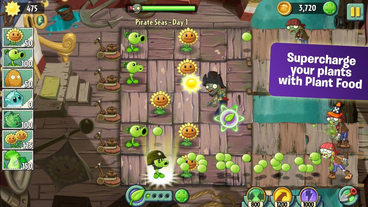 plants vs zombies 2截图3