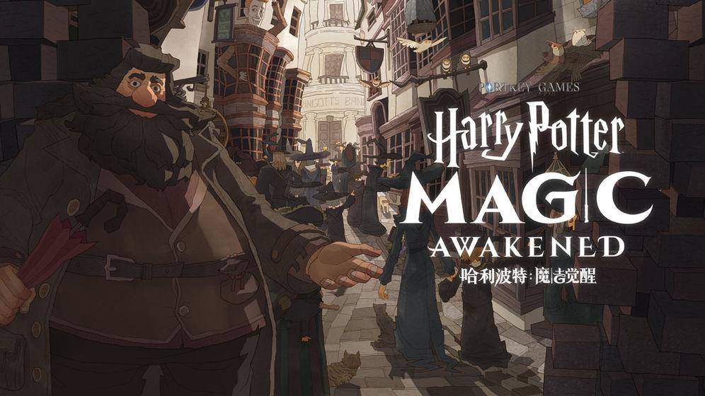 哈利波特魔法觉醒截图1