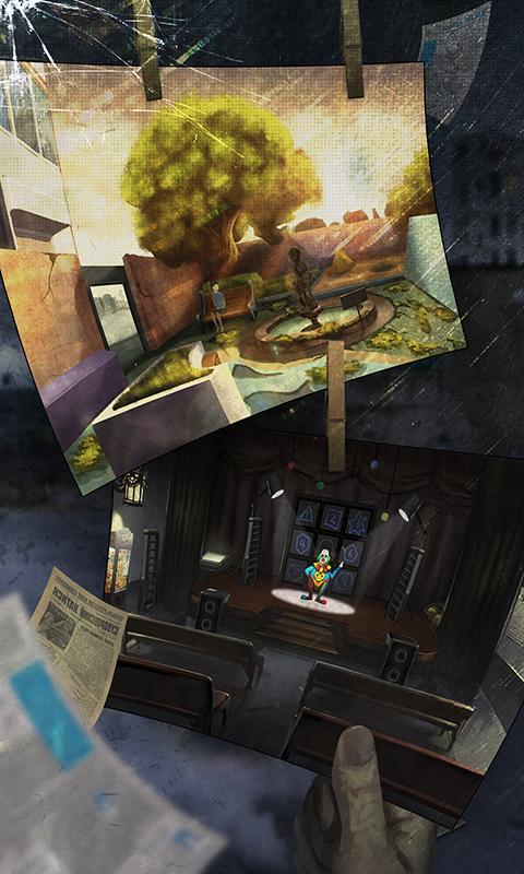 密室逃脱绝境系列11游乐园截图1