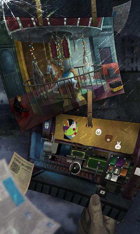 密室逃脱绝境系列11游乐园截图4