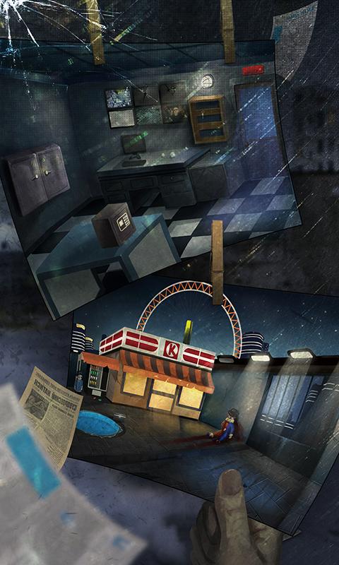 密室逃脱绝境系列11游乐园截图2