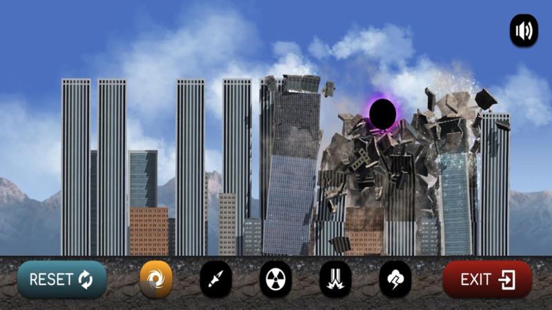 城市毁灭模拟器截图3