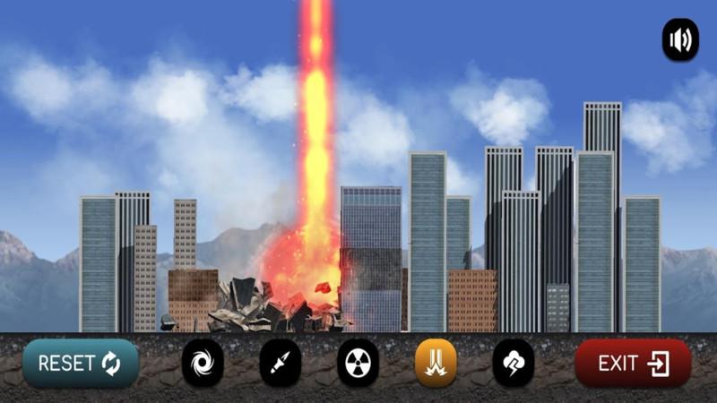 城市毁灭模拟器截图1