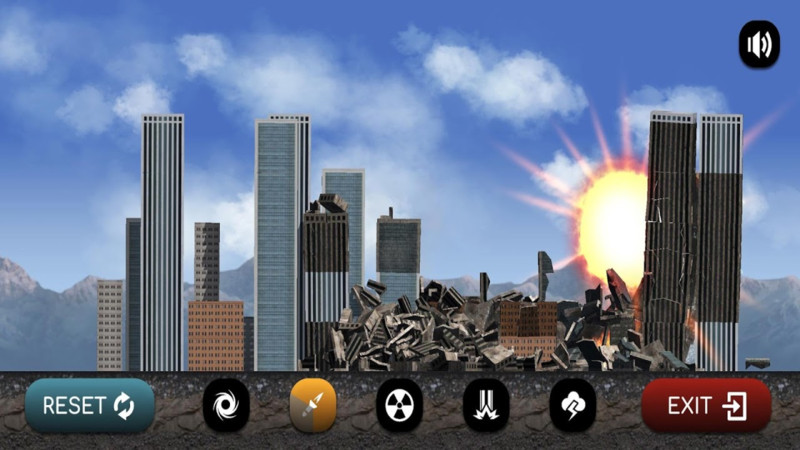 城市毁灭模拟器截图2