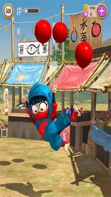 clumsy ninja截图3