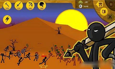 Stick War Legacy截图2