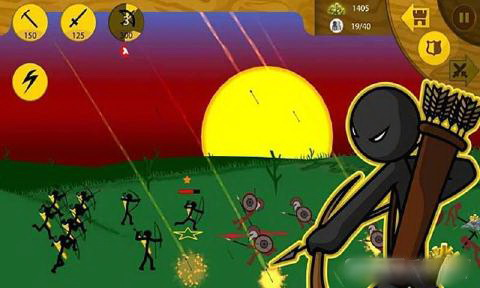 Stick War Legacy截图3