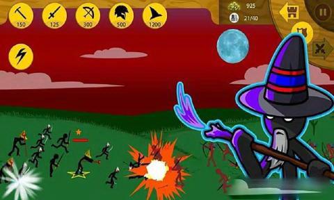 Stick War Legacy截图4