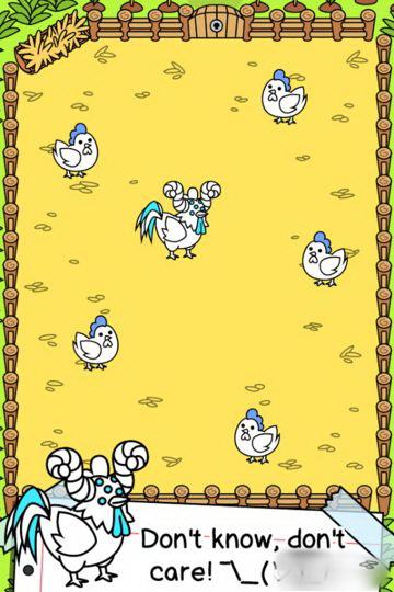 chicken evolution截图1