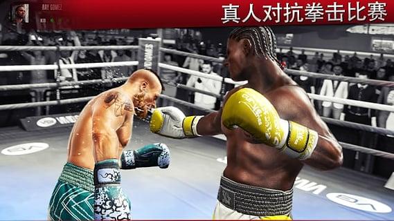 real boxing 2 rocky截图1