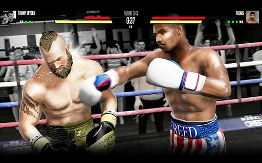 real boxing 2 rocky截图3