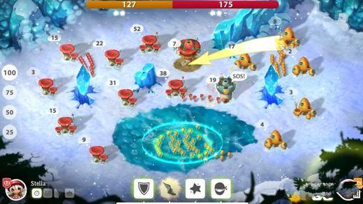 mushroom wars 2截图2