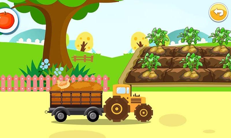 宝宝机器人农场截图3