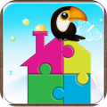 宝宝儿童拼图游戏icon图