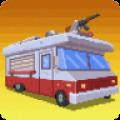 枪炮卷饼卡车icon图
